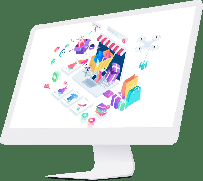 iMac_Header homepage Webshopimporter